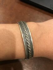 Silver Bracelet 925 Unisex Asian Design
