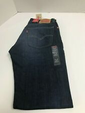 NWT Mens Levis 505 Regular Straight Blue Jeans W/Fade Many Sizes MSRP $59.50
