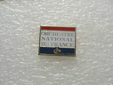 PIN'S RADIO FRANCE ORCHESTRE NATIONAL DE FRANCE PINS PIN T12