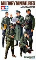 Tamiya 1:35, 35298 Deutsche Oberbefehlshaber, WWII, GMKT World War II, Plastik