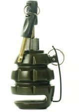 Alarmschloss / Bremsscheibenschloss AGM Safe Grenade Disc Lock 71 MILITARY GREEN