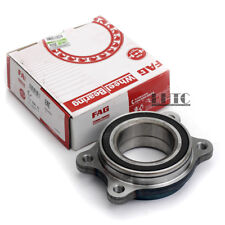 FAG Rear Wheel Hub Axle Bearing For Audi Q5 A4 S4 A5 S5 A6 S6 A7 A8 Quattro 4WD