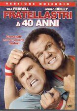 FRATELLASTRI A 40 ANNI - DVD (USATO EX RENTAL)