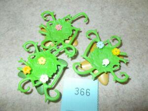 Pflanzen / Reste / Erweiterung Zubehör von Playmobil Konvolut  Paket 366 KK