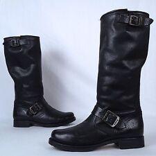Frye 'Veronica Slouch' Boot- Black- Size 7 B  (B58)