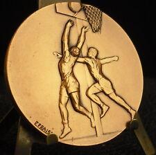 Médaille Basket-ball Sport par Fraisse 50 mm 72 g Medal 铜牌