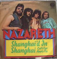 "7"" 70´s GOLD ! NAZARETH : Shanghai´d In Shanghai *VG+?*"