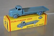 DINKY DUBLO 066 HORNBY BEDFORD CAMION PIATTO camion MENTA IN SCATOLA mw