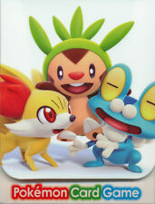 Japanese Pokemon XY DECK BOX with Chespin, Fennekin, and Froakie BRAND NEW!