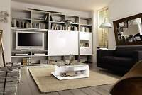 schrankwand wohnwand h lsta now time neu ebay. Black Bedroom Furniture Sets. Home Design Ideas