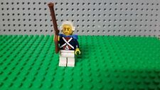 Lego Series 10 minifigure x1.Genuine Revolutionary Soldier minifig. As New