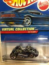2000 Hot Wheels Go Kart Virtual Collection #151 Purole