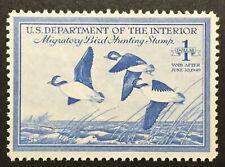 Tdstamps: Us Federal Duck Stamps Scott#Rw15 Mint Nh Og Gum Skip