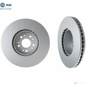 For Mercedes S500 S600 400SE S320 Brake Disc Rotor Front 5.0L Pagid 355122212