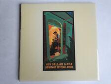 Festival TILE ~ New Orleans Jazz & Heritage Fest Art4Now ~ 2002 WYNTON MARSALIS