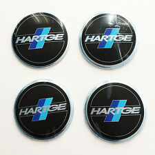 New Genuine BMW HARTGE emblems (set of 4) for E89 Z4 Roadster (99 89 0000)