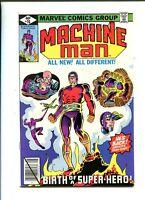 Machine Man 10 VF/NM (1978) Steve Ditko Marvel Comics CBX1N