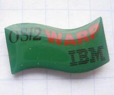 IBM / OS / 2 WARP  ..........................Computer Pin (106c)