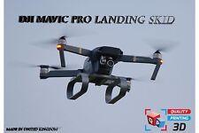 Dji Mavic Pro Aterrizaje Piernas Elevador Drone Alta Calidad - Original Negro
