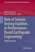 Geotechnical, Geological and Earthquake Engineering Ser.: Role of Seismic...