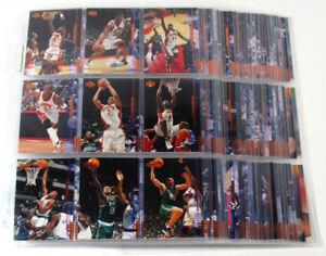 2000-01 Upper Deck Basketball Set in Sheets (1-200) + (23 RC's) 6-Kobe Bryant