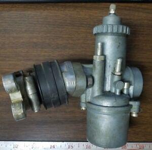 Used JIKOV Carburetor With Manifold  U5