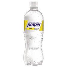 Propel Fitness Water Flavored Water Lemon Bottle 500mL 24/Carton 00167