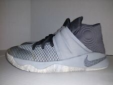 Nike Kyrie 2  GS (826673-004)😎Wolf Grey• Sz 6.5y•Pre-Owned✓•Plenty of Life Left