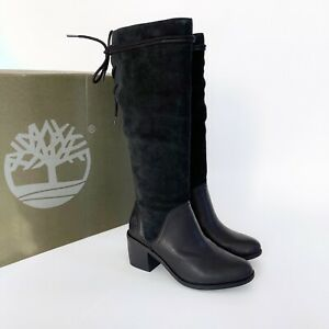 NEW TIMBERLAND BRYNLEE PARK TALL SLOUCH BOOTS, SIZE 8