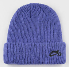 46e062e7353 NIKE SB Fisherman Purple Mens Beanie 628684