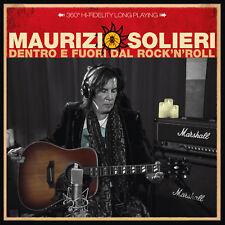 """MAURIZIO SOLIERI """"DENTRO E FUORI DAL ROCK 'N' ROLL"""" lp sigillato"""