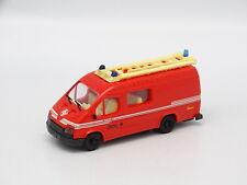 Praliné 1/87 HO - Ford Transit Ziegler Feuerwehr Pompiers