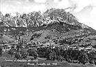 Cartolina - Postcard - Cortina - Monte Cristallo - Panorama - 1960