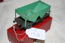 O gauge tinplate clockwork  hornby  L  M  S  hopper  wagon [k1912]