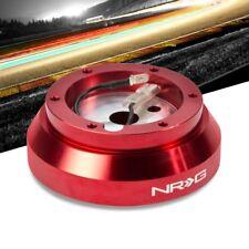 NRG SRK-140H - RD Short Steering Wheel Hub Adapter Red For 90-96 Nissan 300ZX