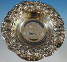 """Strawberry by Mauser Sterling Silver Compote #346 3 1/8"""" X 6 1/4"""" (#1160)"""