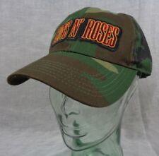 guns n roses dad hat strapback baseball cap sun music festival axl slash rock
