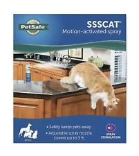 PetSafe SSSCat Spray Deterrent Motion Activated Pet Proofing Dogs/Cats 3.89oz