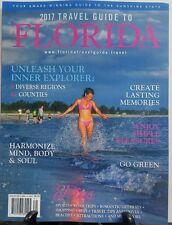 2017 Travel Guide To Florida Sports Road Trips Romantic Getaway FREE SHIPPING sb