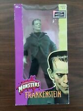 Universal Studios Monsters FRANKENSTEIN 12inch Doll 1998 KENNER