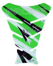 Tankpad 3D Racing Sports Grün 501720 universell passender Motorrad Tankschutz