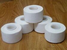 5 Rollen Tape  10 m x 3,8 cm -Baumwolle Latexfreie Bandage