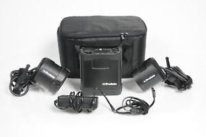Profoto B2 250 AirTTL Location Kit (1-Pack, 2-Heads) #011