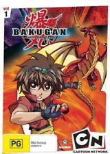 Bakugan : Vol 1 (DVD, 2008) - Region 4