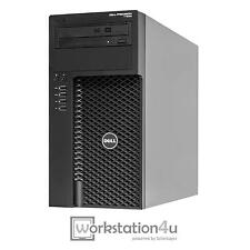 DELL Precision T1650 Workstation Intel Xeon e3-1220 8gb RAM nvs300 1tb Hdd Win7