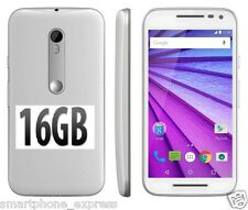 New Launch Motorola Moto G 3rd Gen Turbo Edition XT1557 Unlocked 5inch Dual Sim