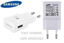 CaricaBatterie Rapido 15w Originale Samsung Caricatore Fast Charging EP-TA20EWEG