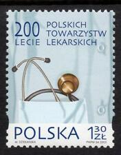 POLAND MNH 2005 SG4210 Bicentenary of Doctors Assocation
