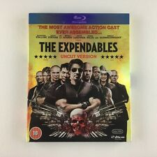 The Expendables (Blu-ray, 2010) s