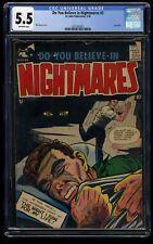 Do You Believe in Nightmares #2 CGC FN- 5.5